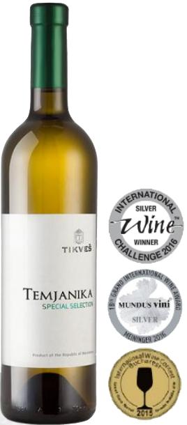 tikves witte macedonische wijn